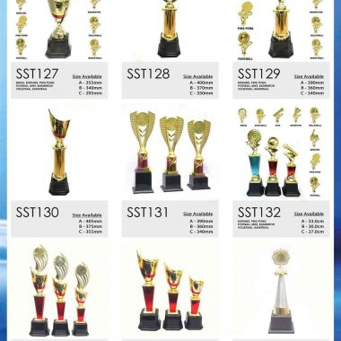 SST127 | Trophy | Will Global Trading