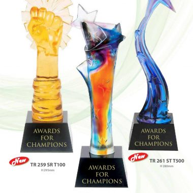TR 261 ST T500 | Awards For Champions | Will Global Trading